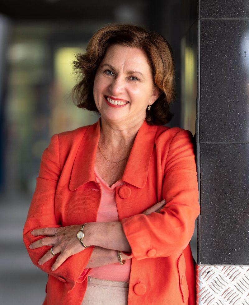 Jenny Dodd, TasTAFE CEO